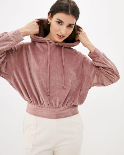 Розовая худи B.style