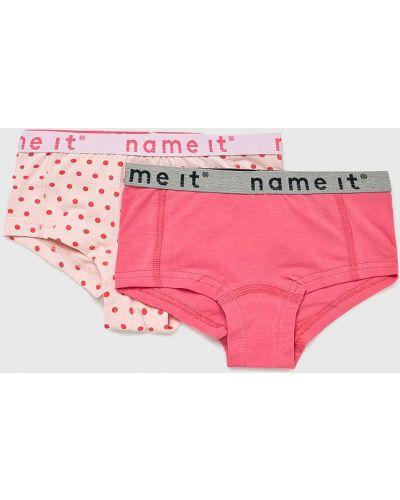 Трусы розовый Name It