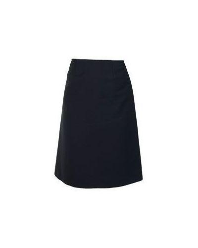 Черная юбка Valentino Red