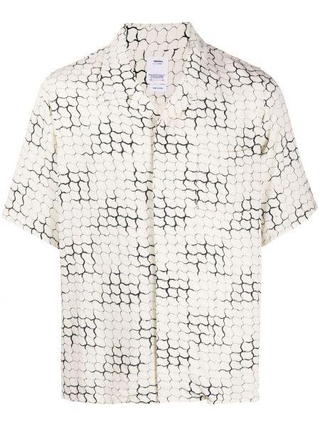 Koszula krótkie z krótkim rękawem z kieszeniami prosto Visvim