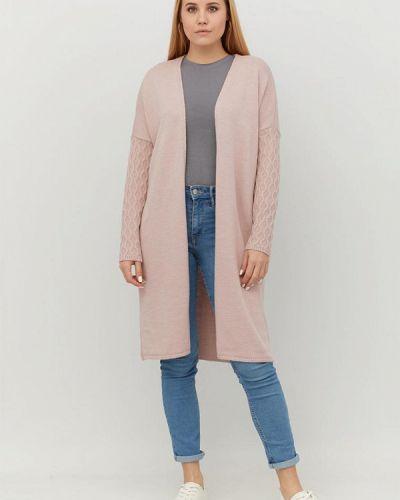 Кардиган - розовый Прованс