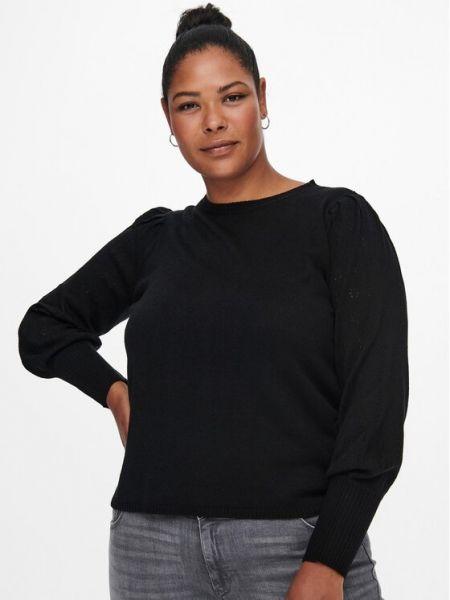 Sweter - czarny Only Carmakoma