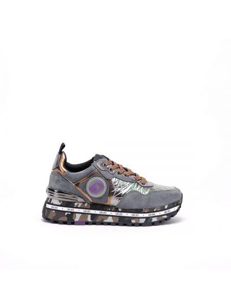 Sneakersy skorzane Liu Jo