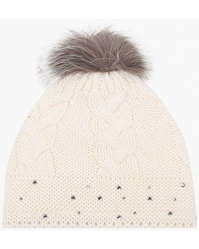 Белая шапка Glissade
