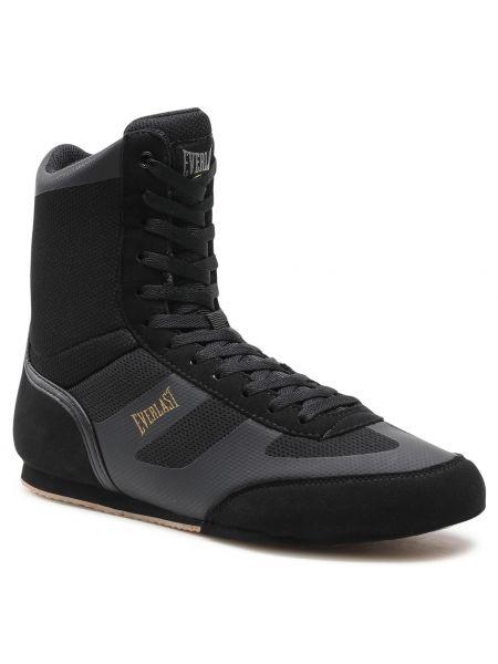 Czarne sneakersy Everlast