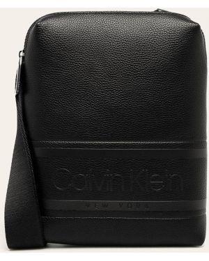 Skórzana torba codziennie Calvin Klein