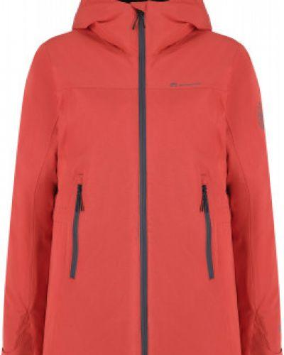 Куртка с капюшоном - оранжевая Outventure