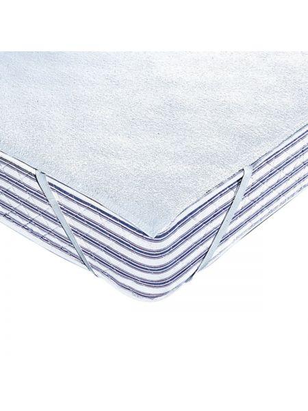 Белый чехол для матраса на резинке Reverie