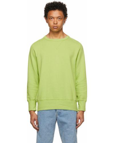 Зеленый свитшот длинный Levi's Vintage Clothing