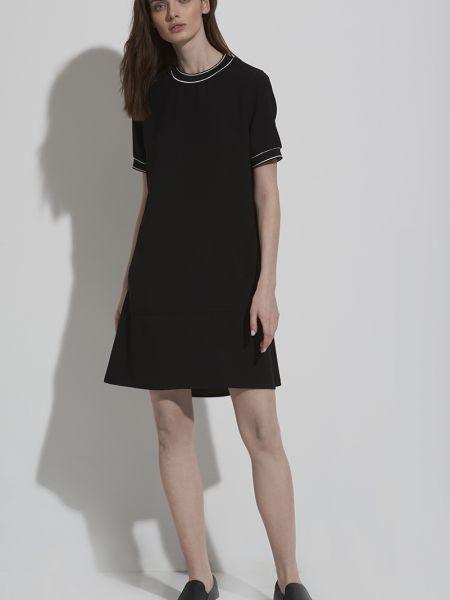 Платье спортивное черное Vassa&co