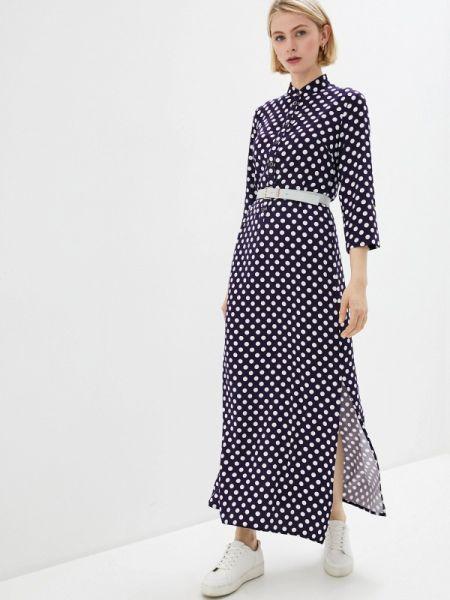 Платье осеннее прямое Ruxara