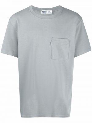 T-shirt krótki rękaw z printem bawełniany Affix