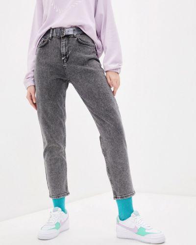 Серые джинсы Cracpot