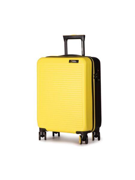 Czarna walizka National Geographic