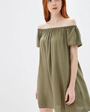 Платье хаки Fresh Made