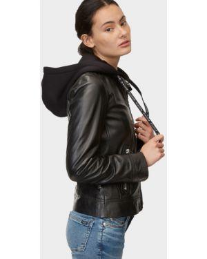 Черная джинсовая куртка Marc O'polo Denim