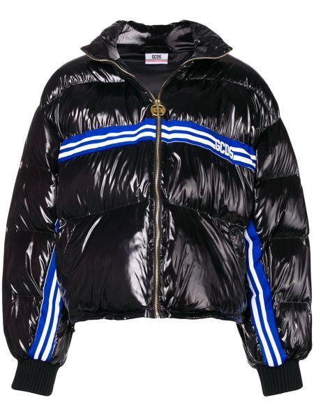 Черная куртка с манжетами Gcds