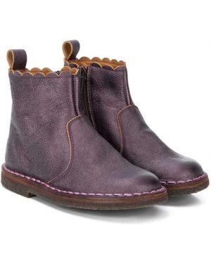 Ботинки кожаные Pèpè