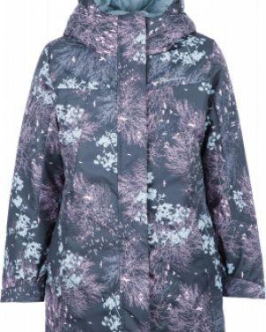 Зимняя куртка приталенная спортивная Outventure