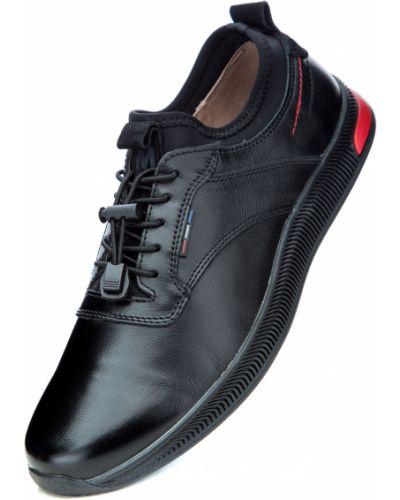 Кроссовки сетчатые - черные Kangfu