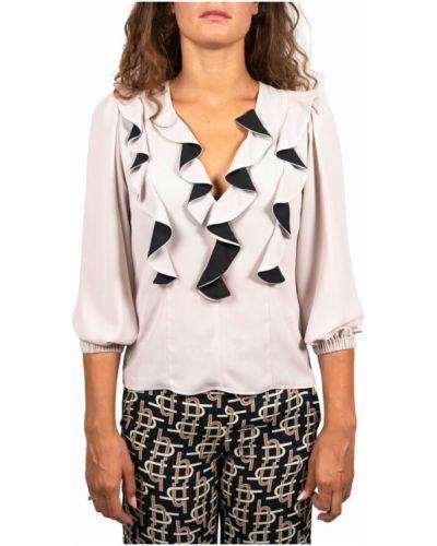 Beżowa bluzka Hanita