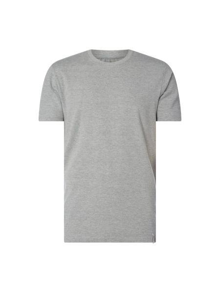 Koszula z paskami z logo Anerkjendt