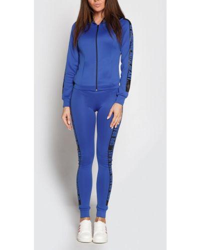 Синий спортивный костюм Gepur