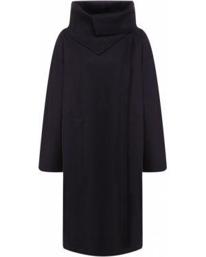 Пальто шерстяное пальто Dries Van Noten