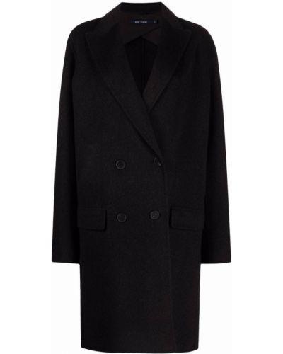 Шерстяное пальто - черное Sofie D'hoore
