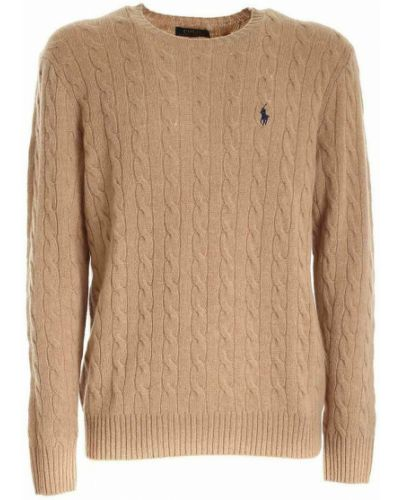 Sweter - pomarańczowy Polo Ralph Lauren