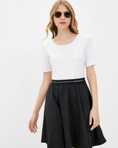Платье осеннее Calvin Klein Jeans