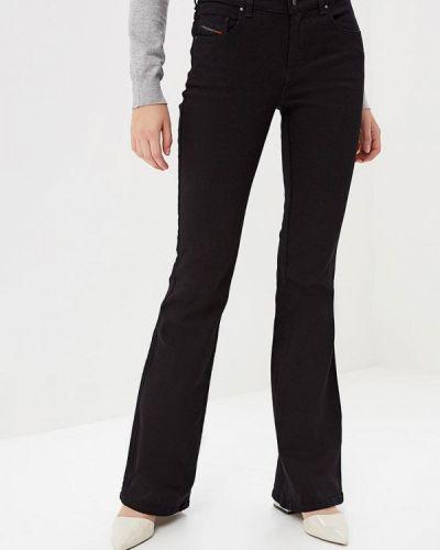 Расклешенные джинсы широкие Diesel
