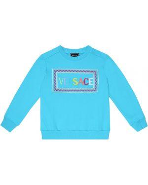 Bluza z kapturem Versace Kids