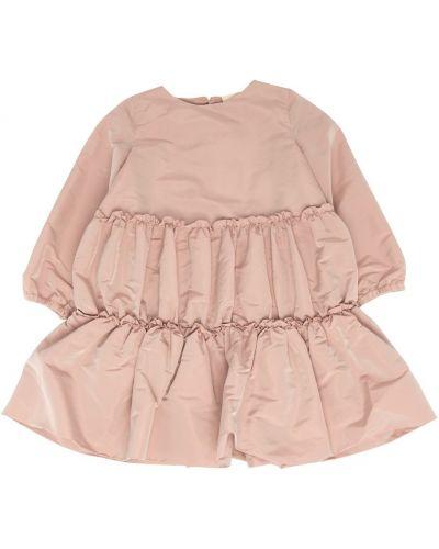 Różowa sukienka Douuod