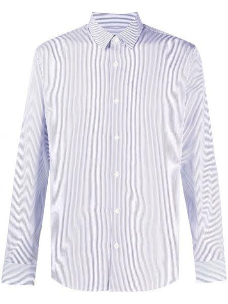 Koszula z długim rękawem w paski z paskami Sandro Paris