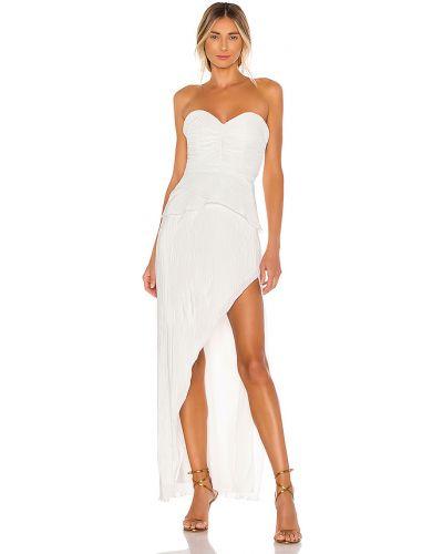 Biała sukienka Nbd