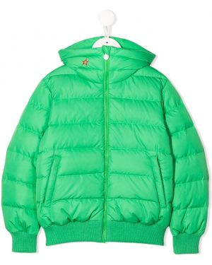 Зеленая куртка Perfect Moment Kids