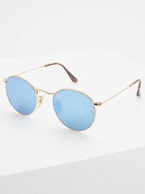 Солнцезащитные очки круглые 2019 Ray-ban