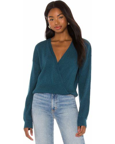 Bawełna niebieski bawełna sweter Bobi
