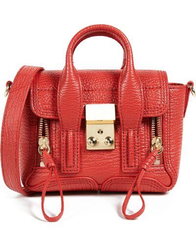 Кожаный ранец с подкладкой на бретелях 3.1 Phillip Lim