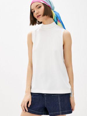 Белая блузка без рукавов Ted Baker London