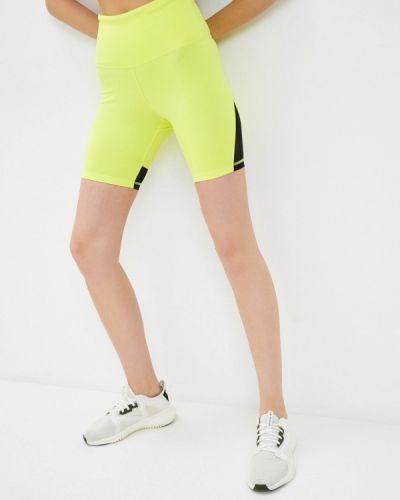 Спортивные шорты - желтые Reebok