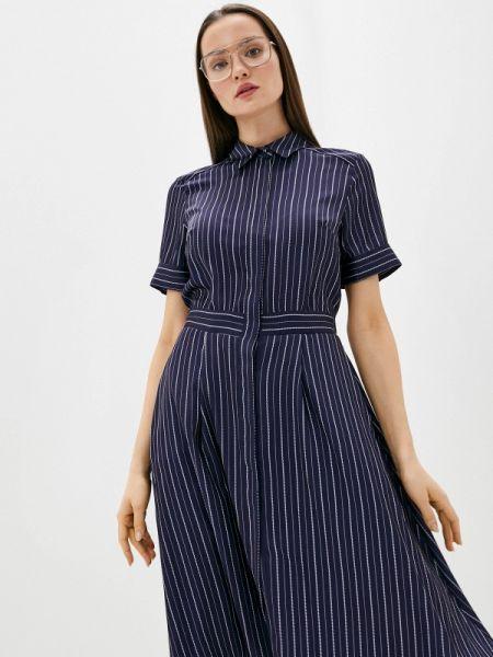 Платье - синее Lusio