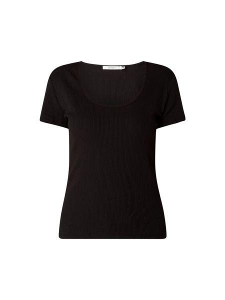 Czarna bluzka bawełniana Gestuz
