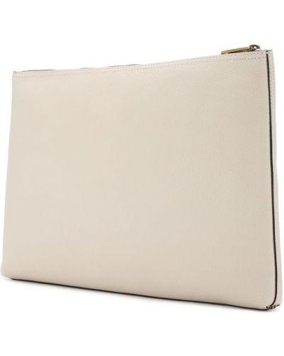 Белая папка Gucci