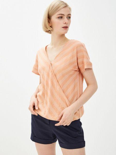Блузка - оранжевая Baon