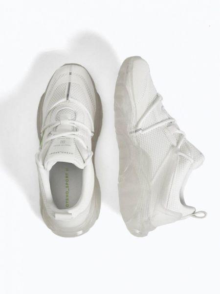 Кроссовки белый низкие Oysho
