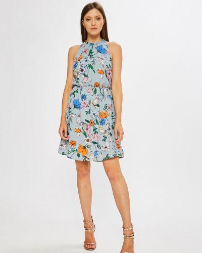 Платье мини с поясом на резинке Jacqueline De Yong