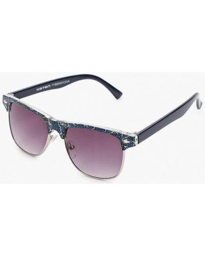 Синие солнцезащитные очки Koton