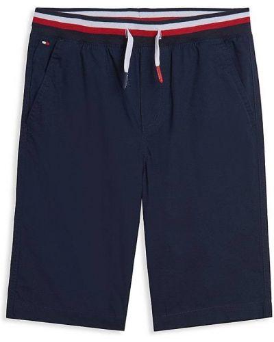 Повседневные шорты в полоску с карманами Tommy Hilfiger